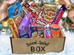 Sweet spirit box - коробка со сладостями