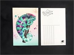 Космолеон  | Открытка почтовая