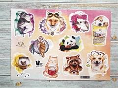 Стикеры | Животные